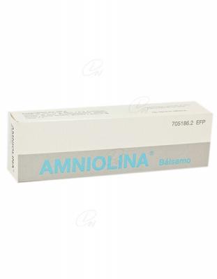 AMNIOLINA POMADA, 1 tubo de 50 g