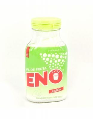 SAL DE FRUTA ENO LIMON, 1 frasco de 150 g