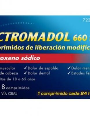 Actromadol naproxeno sodico 660mg
